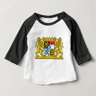 Manteau de la Bavière des bras T-shirt Pour Bébé
