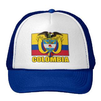 Manteau de la Colombie des bras Casquettes
