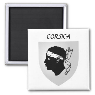 Manteau de la Corse des bras Aimant Pour Réfrigérateur
