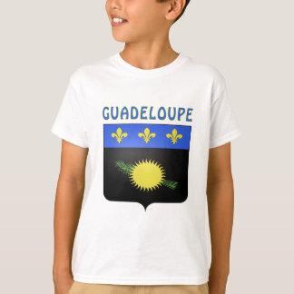 Manteau de la Guadeloupe des bras T-shirt