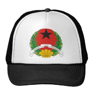 Manteau de la Guinée-Bissau des bras Casquettes