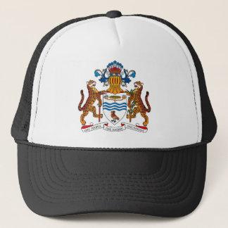 Manteau de la Guyane de casquette de bras