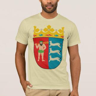 Manteau de la Laponie de T-shirt de bras