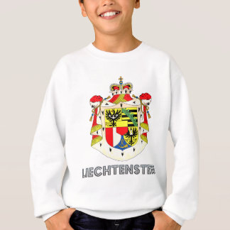 Manteau de la Liechtenstein des bras Sweatshirt