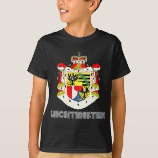 Manteau de la Liechtenstein des bras T-shirt