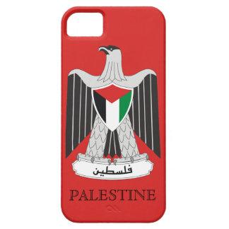 manteau de la Palestine des bras iPhone 5 Case