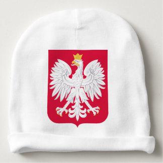 Manteau de la Pologne des bras polonais Bonnet De Bébé