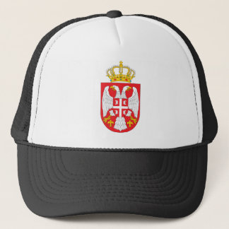 Manteau de la Serbie de casquette de bras