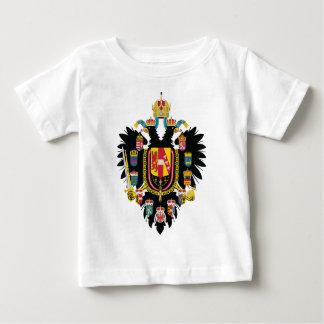 Manteau de l'Autriche Hongrie des bras (1894-1915) T-shirt Pour Bébé