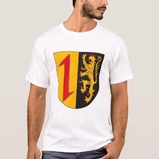 Manteau de Mannheim de T-shirt de bras