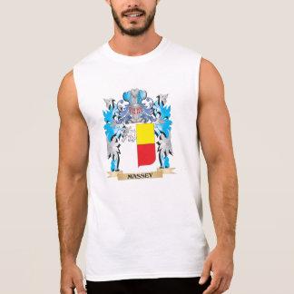 Manteau de Massey des bras - crête de famille Tee-shirts Sans Manches