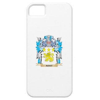 Manteau de Mort des bras - crête de famille Étui iPhone 5