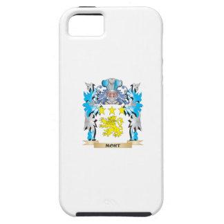 Manteau de Mort des bras - crête de famille iPhone 5 Case