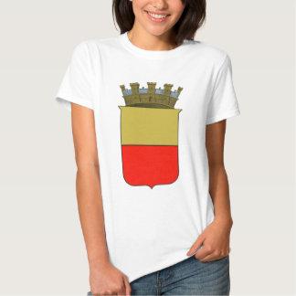 Manteau de Naples des bras T-shirts