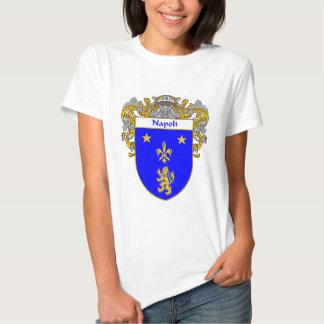 Manteau de Napoli des bras (enveloppés) T-shirt