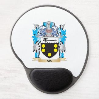 Manteau de Nix des bras - crête de famille Tapis De Souris Avec Gel