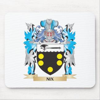 Manteau de Nix des bras - crête de famille Tapis De Souris