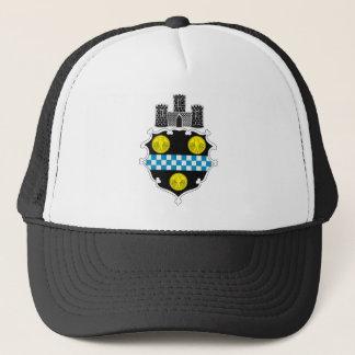 Manteau de Pittsburgh de casquette de bras