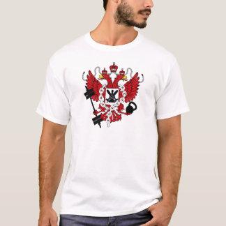 Manteau de WOD des bras russe T-shirt