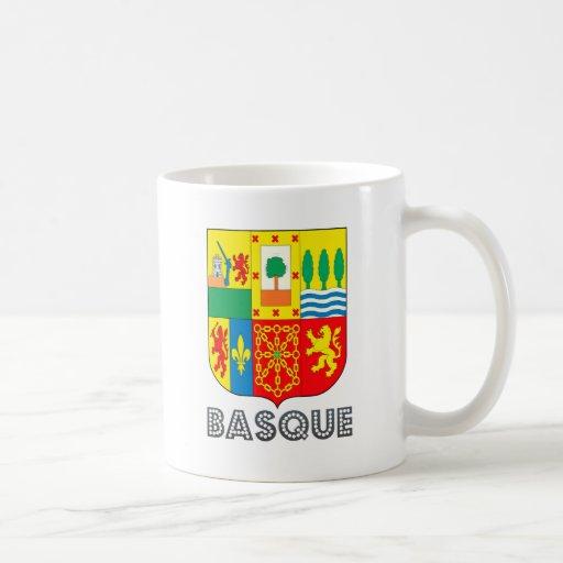 Manteau des bras Basque Mugs