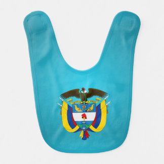 Manteau des bras colombien bavoir