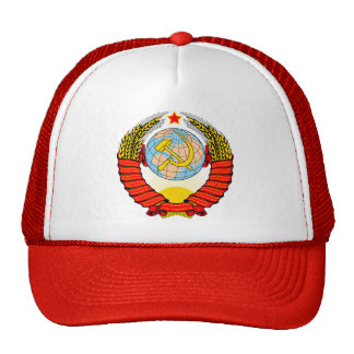 Manteau des bras de l'ex-Union soviétique Casquette
