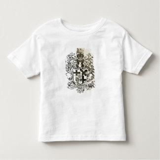 Manteau des bras d'Oliver Cromwell T-shirts