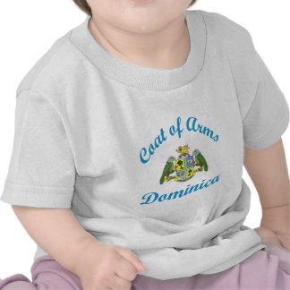 Manteau des bras Dominique T-shirt
