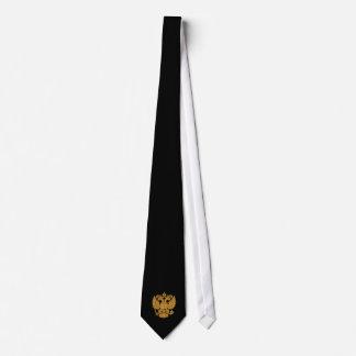 Manteau des bras russe de la Fédération de Russie Cravate Customisée