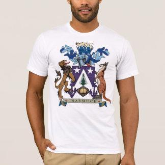 Manteau des Îles Norfolk de T-shirt de bras