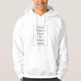 Manteau des sweat - shirts à capuche de bras
