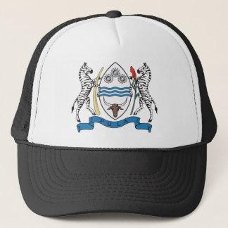 Manteau du Botswana de casquette de bras