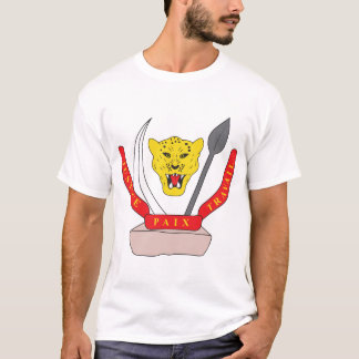 Manteau du Congo de 2006) T-shirts de bras (