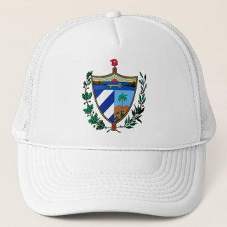 Manteau du Cuba de CU de bras Casquette