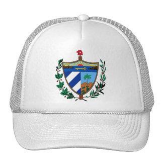 Manteau du Cuba de CU de bras Casquette De Camionneur