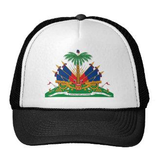 Manteau du Haïti de chapeau de bras Casquette