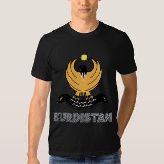 Manteau du Kurdistan des bras T-shirt