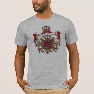 Manteau du luxembourgeois de T-shirt de bras