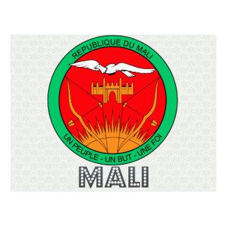 Manteau du Mali des bras Cartes Postales