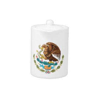 Manteau du Mexique des bras