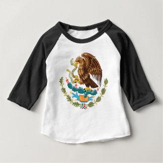 Manteau du Mexique des bras T-shirt Pour Bébé