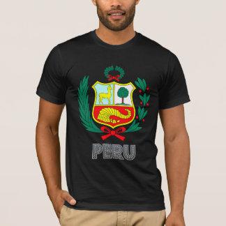 Manteau du Pérou des bras T-shirt