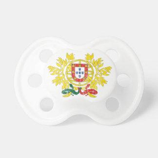 Manteau du Portugal des bras Sucette Pour Bébé
