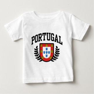 Manteau du Portugal des bras T-shirt Pour Bébé