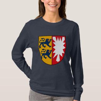 Manteau du Schleswig-Holstein de T-shirt de bras