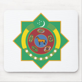 Manteau du Turkménistan des bras
