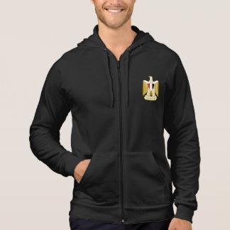 Manteau égyptien de sweatshirt de bras