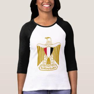 Manteau égyptien de T-shirt de bras