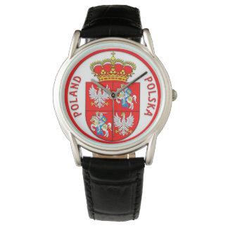 Manteau polonais de montre de bras