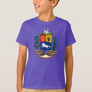 Manteau vénézuélien de T-shirt de bras